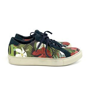 Greats Men's Royale Floral Sneakers Size 13